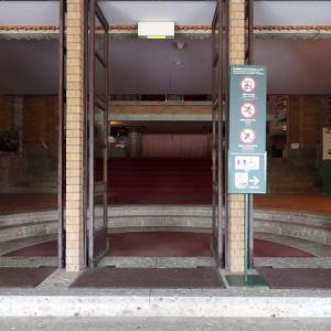 博物館明治村へ行った。帝国ホテル中央玄関編その2