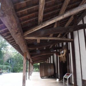 博物館明治村へ行った。菊の世酒蔵編