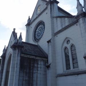 博物館明治村へ行った。聖ザビエル天主堂編