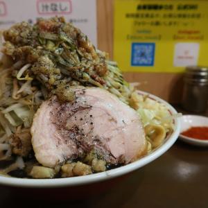 自家製麺 まさき@昭島市 <らーめん+マー油>