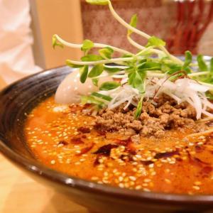 麺や 田むら@福生市 <濃厚味噌担々麺+味玉>