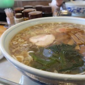 増戸 大勝軒@あきる野市 <中華麺>