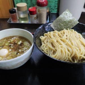 中華そば 喜奴屋(きどや)@立川市 <つけ麺冷し(塩)>