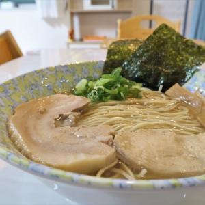 寿製麺 よしかわ@自宅【お取り寄せ】<煮干しそば白醤油>