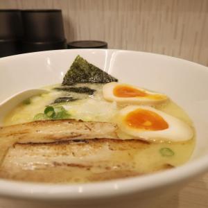 麺匠 鶏吟 保谷店@西東京市【2020新店】<味玉鶏白湯ラーメン>