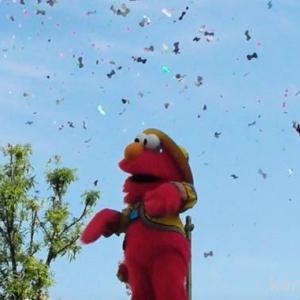 USJのハロウィーン「フェスタ・デ・パレード」