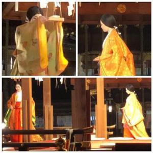 時代祭が見れなかったので護王神社へ