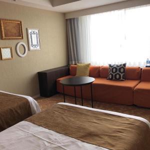 お泊まりユニバはホテルユニバーサルポート
