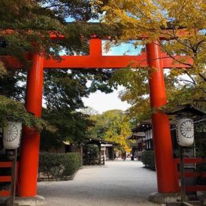 下鴨神社をのんびり散策