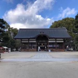 京都十六社朱印めぐり 〜藤森神社〜