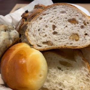 ブリアン北山本店でパンの食べ放題ランチ