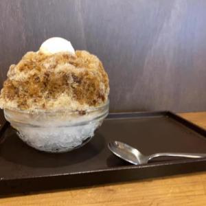 美味しいかき氷 梅園 三条寺町店