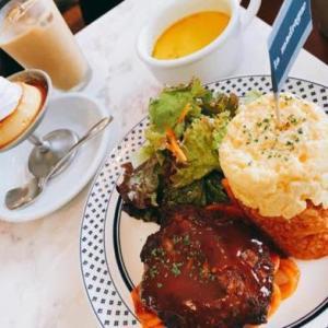 【京都の人気喫茶】マドラグでランチ
