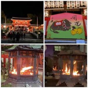 【京都】初詣は八坂神社へ