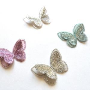 スペインの蝶モチーフ飾り❤︎ハンドメイド作品などのアクセントに