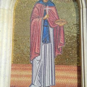 キプロス紀行 ~ アヤナパ教会の内部。