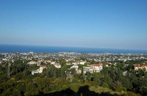 キプロス紀行 ~ ベッラパイス修道院で廃墟マニアが打ち震える。
