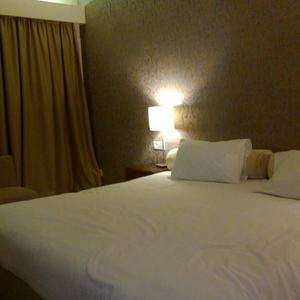 キプロス紀行 ~ ホテル・ポセイドニア・ビーチの客室。