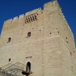 キプロス紀行 ~ キプロス3日目はコロッシ城の観光から。