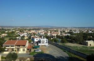 キプロス紀行 ~ コロッシ城は騎士団の夢の跡。