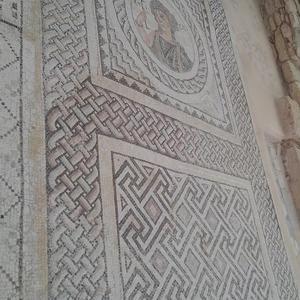 キプロス紀行 ~ クリオン遺跡の「 エウストリオスの館 」。