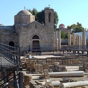 キプロス紀行 ~ 聖パウロの柱。