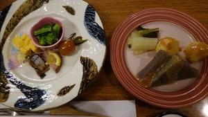 小鹿野ワーケーションツアーリポート ~ 宮本の湯の夕食・1泊目。