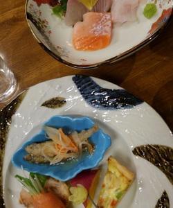 小鹿野ワーケーションツアーリポート ~ 宮本の湯の夕食・2泊目