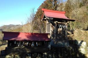小鹿野ワーケーションツアーリポート ~ 高根神社。