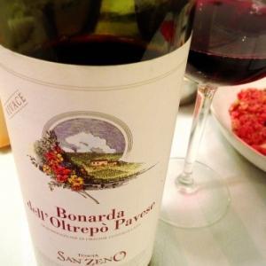 タルタルと気に入ったワイン発見
