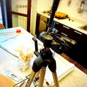 一人録画撮影とプランゾ