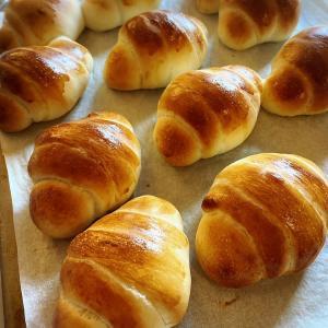 パン焼きとサンタクロース