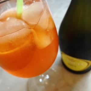 食前酒とトマト