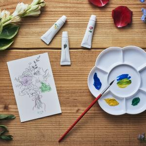 12月18日開講!「香の具」で発見!塗り絵&カウンセリング体験@アロマ&ハーブEXPO2020