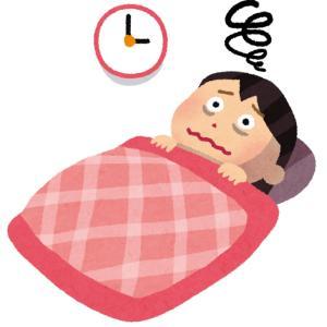 睡眠時間が短い話