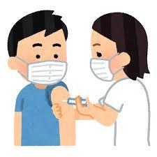 高校三年生の次男、ワクチン接種2回目