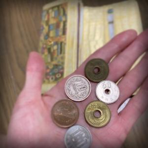 財布の中身w