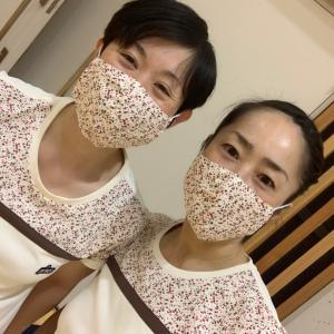 マスクの話!