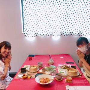 ●黒酢酢豚とつけ麺の会の料理教室:初参加の方もどんどんお越しいただきました!