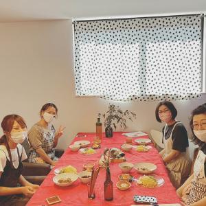 ●教室レポ)料理に困っている人、段取りや手際が悪いと感じる人におすすめです!