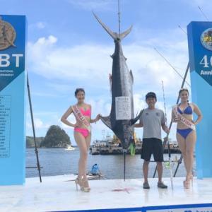 今年もカジキ釣り大会へ!
