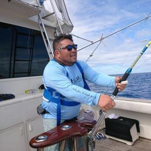 国際カジキ釣り大会(JIBT) 2019