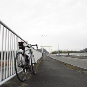 無事カエれるように、初詣サイクリング。