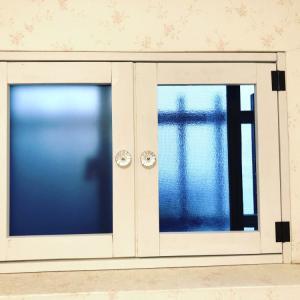 【DIY】網戸のないトイレに網戸をつくったものの(2)