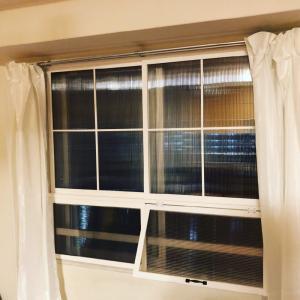 【DIY】かんかん照りの西側窓を、断熱二重窓にしてみた。