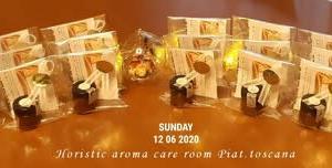 冬支度、手のぬくもりをお届けします3:Aroma care from warmth of hands