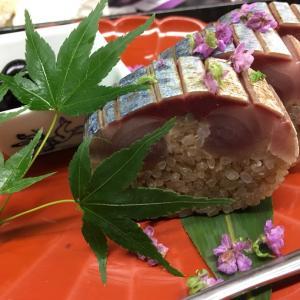 節分はイタリアンな鯖寿司で