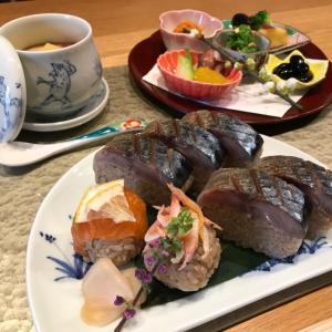 3月8日鯖の日イタリアンな鯖寿司ランチ始めます