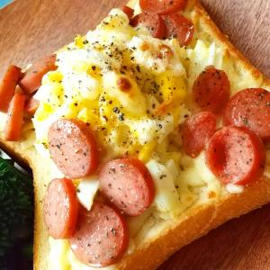 朝はしっかり食べる!