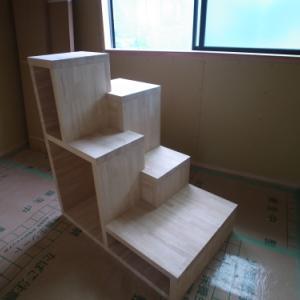 三鷹のフルリフォーム造作家具